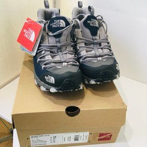 THE NORTH FACE Ultra Trail Running Shoes Men Sz 12